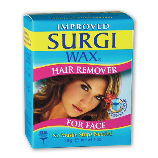 Surgi Wax Hair Remover Wax For Face 28g, , large