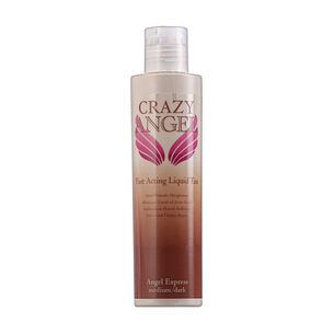 Crazy Angel Express Liquid Tan With Mitt 200ml, , large