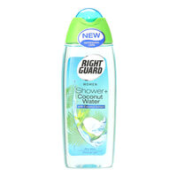 Right Guard Shower + Coconut Water Shower Gel 250ml, , large
