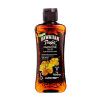 Hawaiian Tropic  Protective Mini Oil 100ml SPF 8 100ml, , large