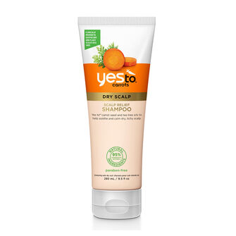 Yes To Carrots Scalp Relief Shampoo 280ml, , large