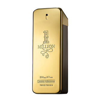 Paco Rabanne 1 Million Eau de Toilette Spray 200ml, 200ml, large