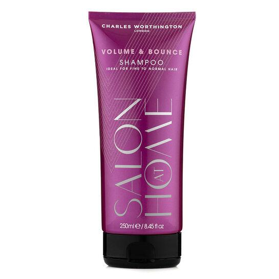 Charles Worthington Moisture Volume & Bounce Shampoo 250ml, , large