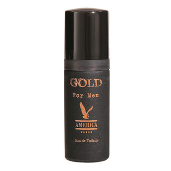 Milton Lloyd America Gold Men EDT Spray 50ml, , large