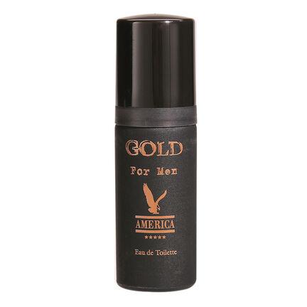 Milton Lloyd America Gold Men EDT Spray 50ml, , large
