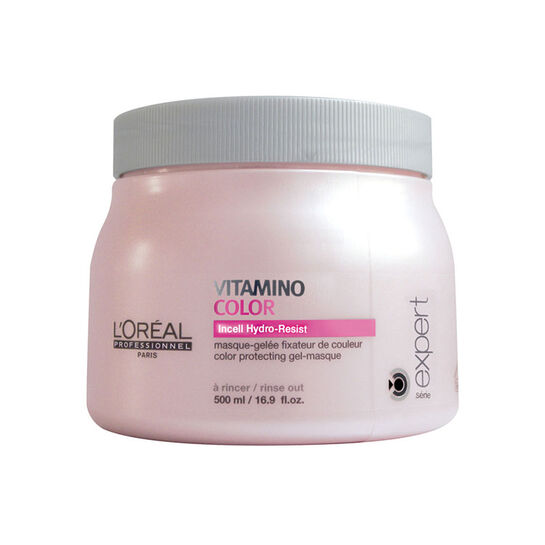 L'Oréal Serie Expert Vitamino Colour A OX Masque 500ml, , large