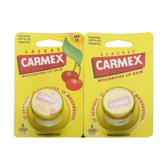 Carmex Lip Balm Pot Original and Cherry Duo 2 x 7.5g, , large