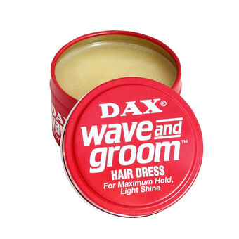 Dax Wave and Groom Red Hair Wax, , large