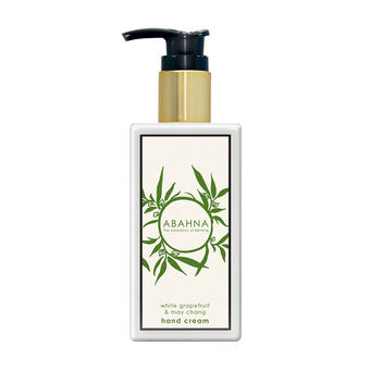 Abahna White Grapefruit & May Chang Hand Cream 250ml, , large