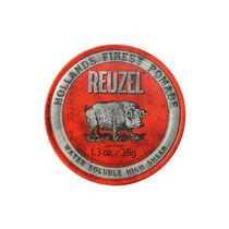 Reuzel Red Pomade Water Soluable 1.3 oz, , large