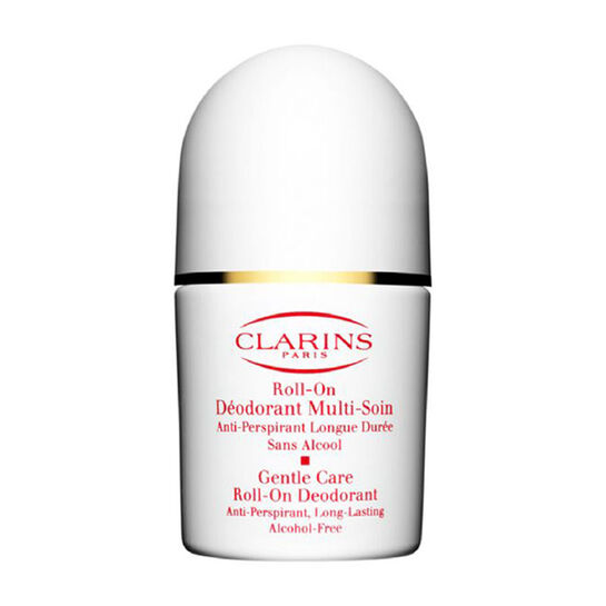 Clarins Gentle Care Roll On Deodorant 50ml, , large