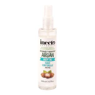 Inecto Naturals Argan Body Oil 200ml, , large