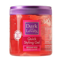 Dark And Lovely Quick Styling Gel Regular Hold 450ml, , large