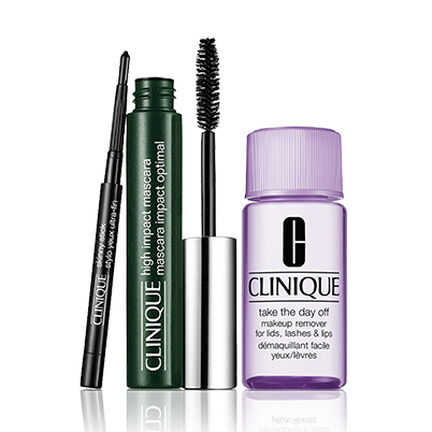 Clinique High Impact Gift Set, , large