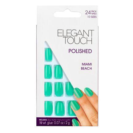 Elegant Touch Polished False Nails Miami Beach, , large