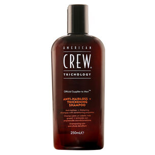 American Crew Recovery & Thickening Shampoo 250ml, , large