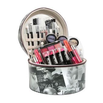Paris Memories Dual Layer Vanity Case Gift Set, , large