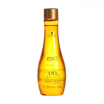 Schwarzkopf BC Bonacure Oil Miracle Finishing Treatment 100m, , large
