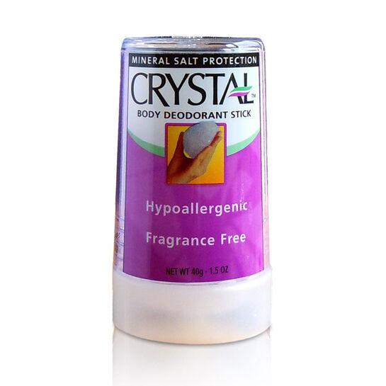 Crystal Body Travel Deodorant Stick 40g, , large