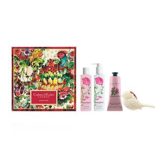 Crabtree & Evelyn Rosewater Body Care Trio, , large