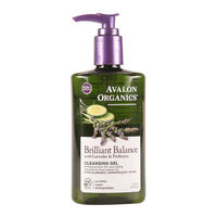 Avalon Organics Brilliant Balance Cleansing Gel 237ml, , large