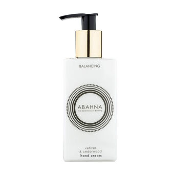 Abahna Vetiver & Cedarwood Hand Cream 250ml, , large