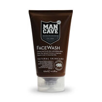 ManCave Willow Bark Face Wash 125ml, , large