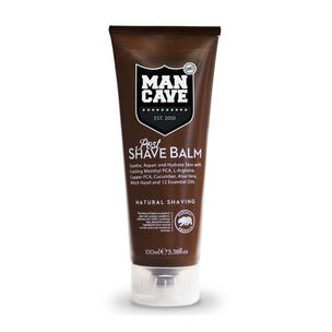 ManCave Post Shave Balm 100ml, , large