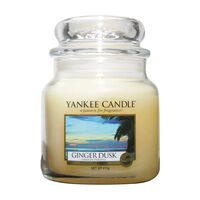 Yankee Candle Medium Jar Ginger Dusk, , large