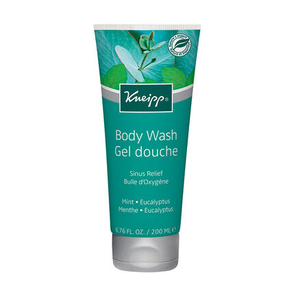 Kneipp Mint and Eucalyptus Body Wash 200ml, , large