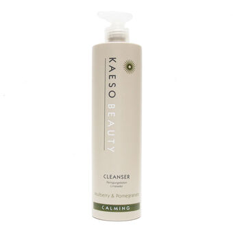 Kaeso Beauty Calming Cleanser Mulberry & Pomegranate 495ml, , large