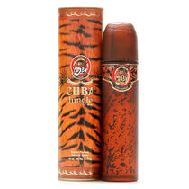 Cuba Jungle Tiger Eau de Parfum Spray 100ml, 100ml, large
