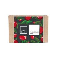 Cole & Co Pomegranate Soap 80g, , large