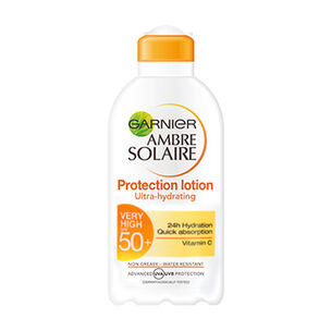 Garnier Ambre Solaire Protection Lotion SPF50+ 200ml, , large