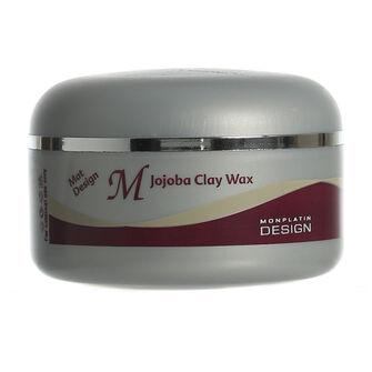 Monplatin Design M Jojoba Clay Hair Wax 150ml, , large