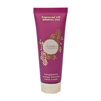 Abahna Frangipani & Orange Blossom Hand Cream Tube 50ml, , large