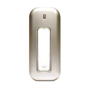 FCUK For Her Eau de Toilette Spray 100ml, , large