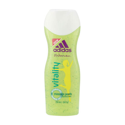Coty Adidas Woman Natural Vitality Shower Gel 250ml, , large
