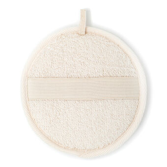 Basicare Sisal /Bamboo Towelling Body Scrubber, , large