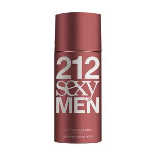Carolina Herrera 212 Sexy Men Deodorant Spray 150ml, , large