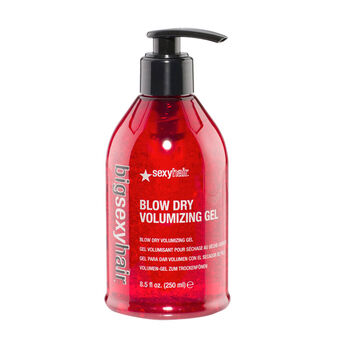 Sexy Hair Blow Dry Volumizing Gel 250ml, , large