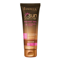 Rimmer Sunshimmer Gradual Glow Medium Matte 125ml, , large