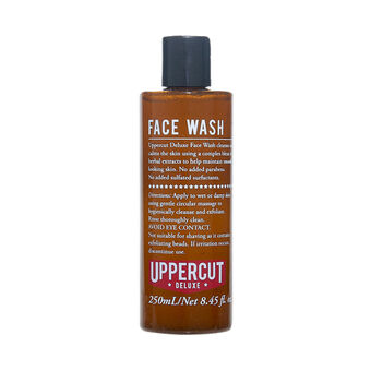Uppercut Deluxe Face Wash 250ml, , large