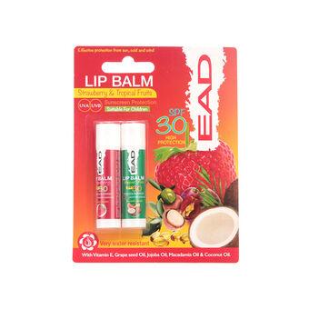 EAD Lip Balm Duo With UVA Sunscreen 2x4g, , large