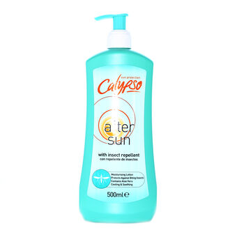 Calypso After Sun Lotion With Insect Repellent 500ml, , large