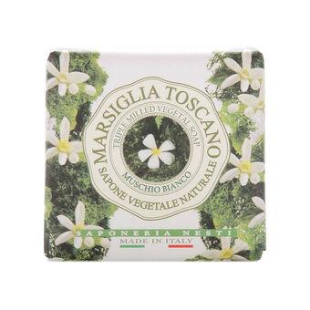 Nesti Dante Marsiglia Toscano Mushio Bianco Soap 200g, , large