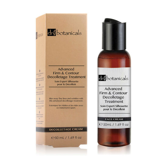 Dr Botanicals Firm & Contour Decolletage Treatment 50ml, , large