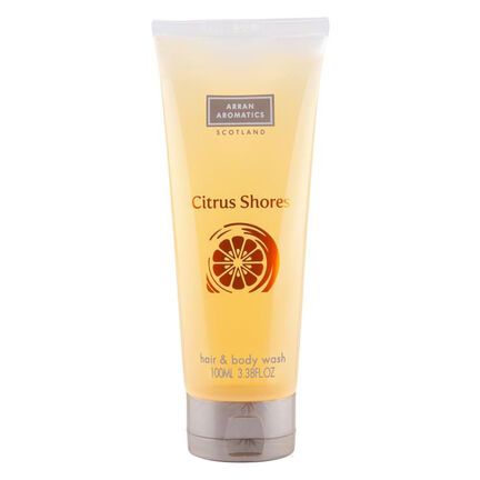 Arran Aromatics Citrus Shores Hair & Body Wash 100ml, , large