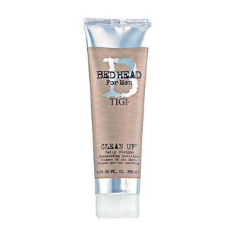 Tigi B For Men Clean Up Daily Shampoo 250ml, , large