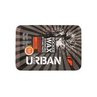 Fudge Urban Rocker Wax Styling Paste 70g, , large
